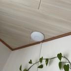 Unifi AP-AC Pro im Wohnzimmer
