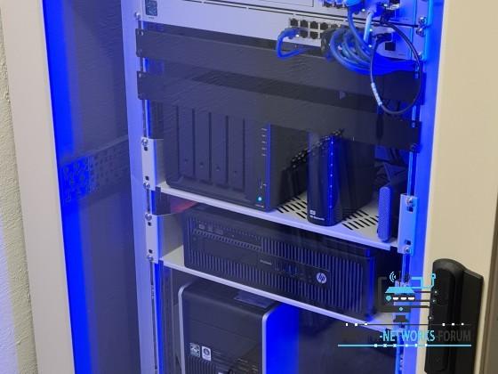 Upgrade auf UDM Pro abgeschlossen