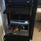 Einrichtung Server