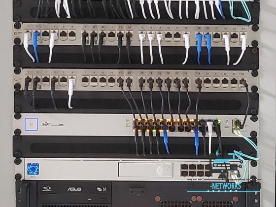 Serverschrank Büro
