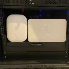 SmartHome Zentrale und Telekom Router als Modem