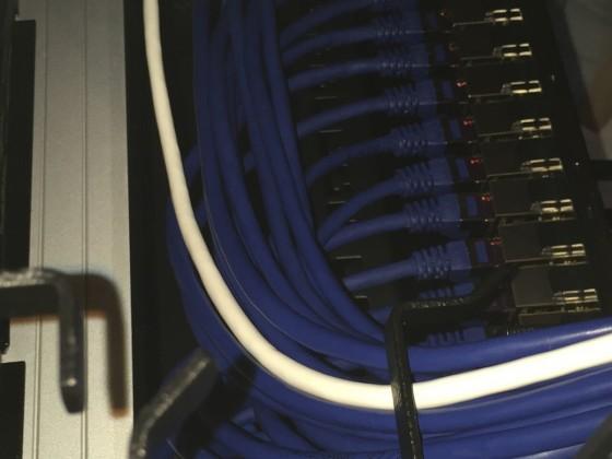 DSL Anschlussleitung